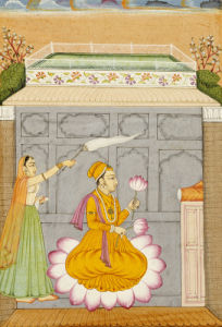Kamala Raga : Fourth Putra Of Dipak, C. 1750 by Christie's Images