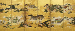 Various Scenes Of The Tale Of Genji by Christie's Images