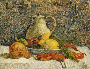 Still Life. Nature Morte, 1889 by Paul Gauguin