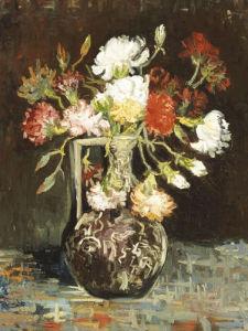 Bouquet De Fleurs by Vincent Van Gogh