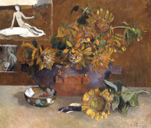 Still Life With 'L'Esperance', 1901 by Paul Gauguin