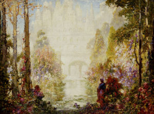 Sita's Garden II by Tom Mostyn