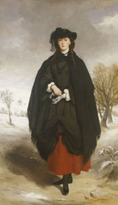 Daisy Grant, The Artist's Daughter by Sir Francis Grant