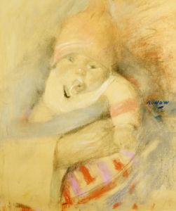 Tete D'Enfant by Julia Beatrice How