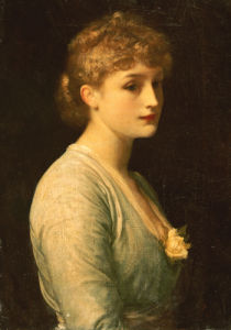 Type Of Beauty by Lord Frederic Leighton