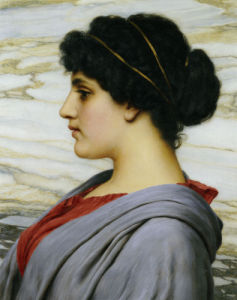 Perilla, 1911 by John William Godward