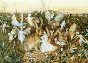 Fairy Twilight by John Auster Fitzgerald