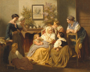 A Story Of Grandfather's Glory by Hugues Merle
