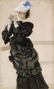 The Captain's Daughter by James Jacques Joseph Tissot