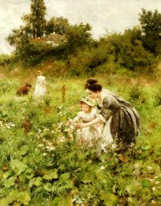 Summer's Delight, 1899 by Hermann Seeger