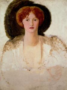 Hope by Sir Edward Burne-Jones