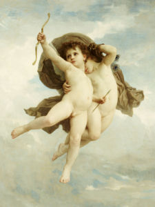 L'Amour Vainqueur, 1886 by Adolphe William Bouguereau