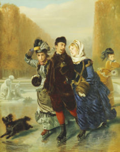 Showing A Preference, 1874 by Charles Edouard Boutibonne