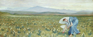 La Primavera by Walter Crane