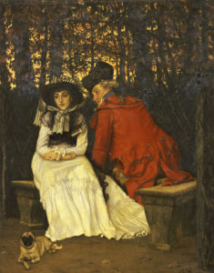 Unaccepted by James Jacques Joseph Tissot