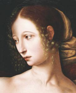 Lucretia: A Fragment by Jan Sanders Van Hemessen
