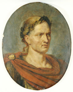 The Emperor Julius Caesar by Peter Paul Rubens