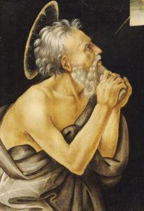 Saint Jerome, C. 1457 by Filippino Lippi
