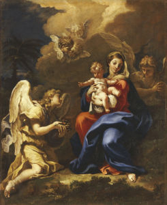 The Rest On The Flight To Egypt by Sebastiano Ricci
