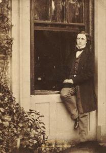 Lewis Carroll, 1863 by Charles Lutwidge Dodgson