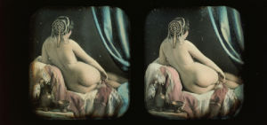 Reclining Nude (Inspired By Ingres) by Christie's Images
