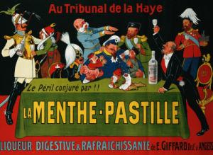 La Menthe-Pastille, C.1905 by Christie's Images