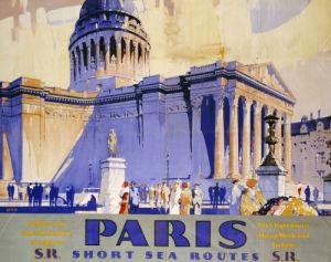 Paris, Southern Railway, C.1932 by Christie's Images