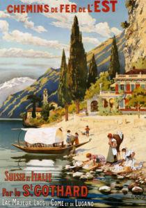 Suisse Et Italie Par Le St Gothard, 1907 by Christie's Images