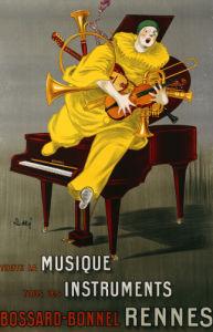 Toute La Musique, Tous Les Instruments, 1925 by Christie's Images