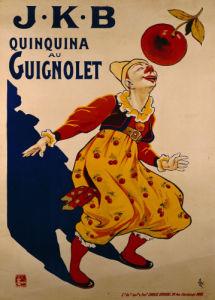 J.K.B, Quinquina Au Guignolet, C.1900 by Christie's Images