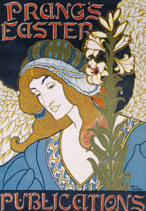Prang's Easter Publications, 1896 by Louis Rhead