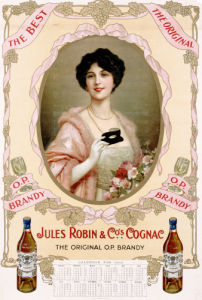 Jules Robin & Co's Cognac - 1918 by Christie's Images