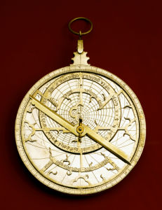 Astrolabe by Christie's Images
