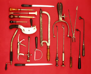 Antique Medical Equipment by Christie's Images
