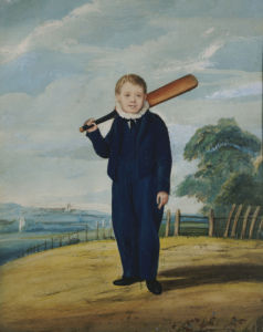 Blue Boy, Circa 1820 by Henry Bone