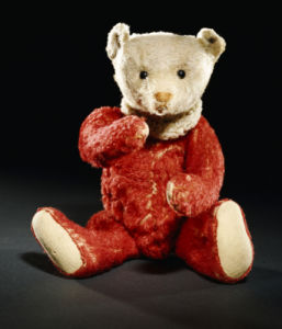 Gilbert - Dolly Bear by Christie's Images