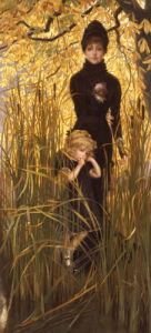 The Orphan, 1879 by James Jacques Joseph Tissot