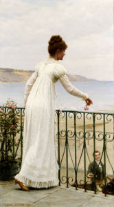 A Favour, 1898 by Edmund Blair Leighton