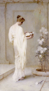 Divinely Fair, 1893 by Henry Thomas Schafer
