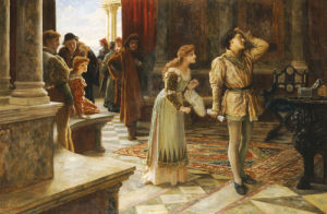 The Merchant Of Venice, 1892 by Francis Sydney Muschamp