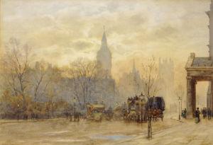 Whitehall by Herbert Menzies Marshall