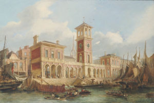 Billingsgate Market by James Holland