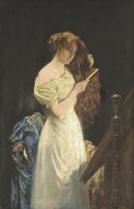 The Glory Of Womanhood by Sir Thomas Benjamin Kennington