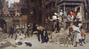 Return Of The Prodigal Son by James Jacques Joseph Tissot