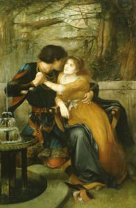 Paolo And Francesca by Charles Edward Halle