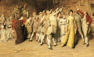The Queen Of The Swords, 1877 by Sir William Quiller Orchardson