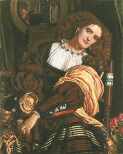 Il Dolce far Niente, 1866 by William Holman Hunt