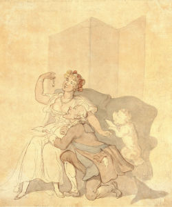 Temptation by Thomas Rowlandson