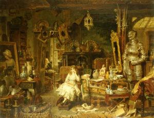 The Old Curiosity Shop by John Watkins