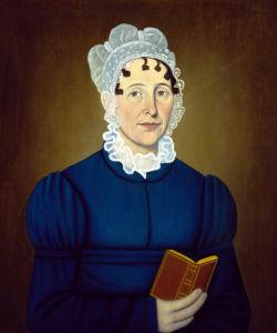 Sarah Treadwell Perley by John Brewster